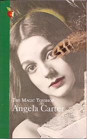 The Magic Toyshop cover