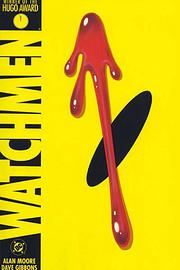 Watchmen – tekijä: Alan Moore