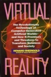 Virtual Reality de Howard Rheingold