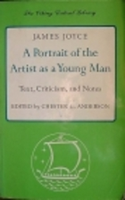 A Portrait of the Artist as a Young Man…
