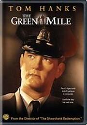 The Green Mile DVD – tekijä: Tom Hanks