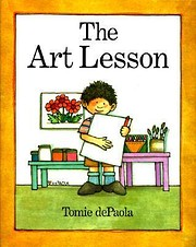 The Art Lesson af Tomie dePaola