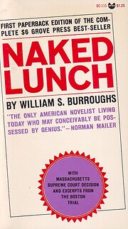 Naked Lunch de William S. Burroughs