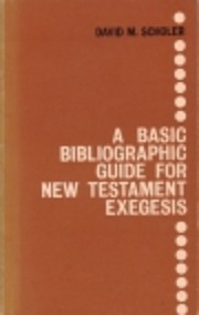 A Basic Bibliographic Guide for New…