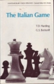 Italian Game (Contemporary chess openings)…