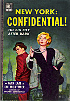New York: Confidential! by Jack Lait