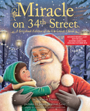 Miracle on 34th Street: A Storybook Edition…