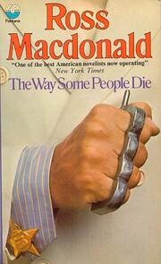 The Way Some People Die (Vintage Crime/Black…