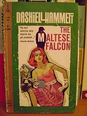 El falcó maltés de Dashiell Hammett