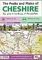 The Peaks and Plains of Cheshire by Borough…