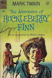 Adventures of Huckleberry Finn av Mark Twain