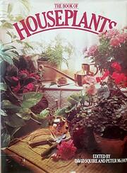 The book of houseplants por David Squire