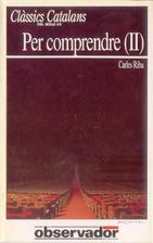 Per compendre by Carles Riba