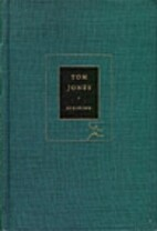 The history of Tom Jones : a foundling by…