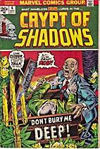 Crypt of Shadows # 6