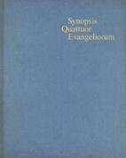 Synopsis quattuor evangeliorum: Locis…