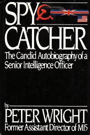Spy Catcher de Paul Wright