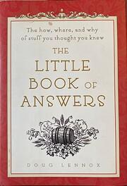 The Little Book of Answers de doug-lennox