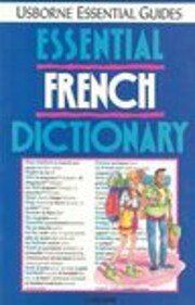 Essential French Dictionary (Essential Guide…