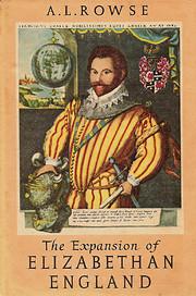 The Expansion of Elizabethan England av A.L.…