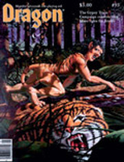 Dragon Magazine No. 93 de Kim Mohan