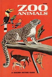 Zoo animals, (A Golden nature guide) de…