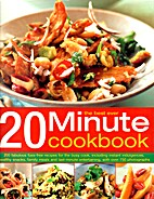 The Best Ever 20 Minute Cookbook by Jenni…