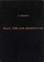 Space Time & Architecture: The Growth of a…