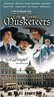 The Four Musketeers de Richard Lester