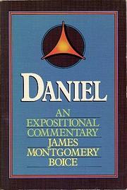 Daniel: An Expositional Commentary de James…