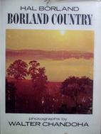 Borland Country by Hal Borland