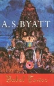 Babel Tower af A. S. Byatt
