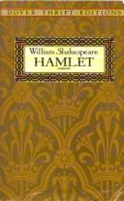Hamlet (Dover Thrift Editions) de William…