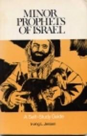 Minor Propets of Israel- Jensen Bible Self…