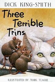 Three Terrible Trins: (ALA Notable…