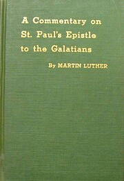 A commentary on St. Paul's Epistle to the…