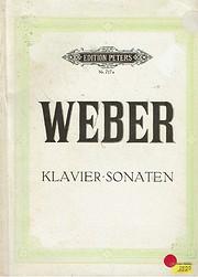 Piano Sonatas por Carl Maria von Weber