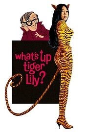 Woody Allen's What's up, Tiger Lily?