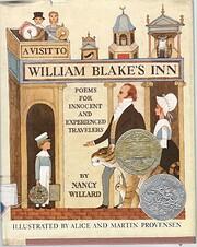 A Visit to William Blake's Inn: Poems…
