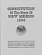 Constitution of the State of New Mexico,…