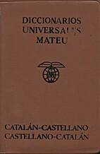 Diccionari Mateu català-castellà…