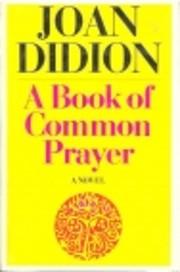 A book of common prayer – tekijä: Joan…
