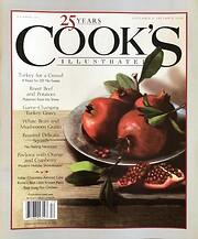 Cook's Illustrated November/December 2018…