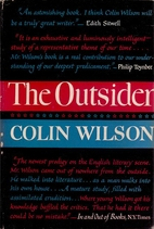 The Outsider by Colin Wilson