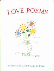 Love Poems de David Stanford Burr