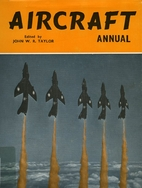 Aircraft Annual 1961 by John W. R. Taylor
