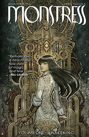 Monstress: Awakening de Marjorie M. Liu