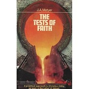 The tests of faith, av J. A Motyer