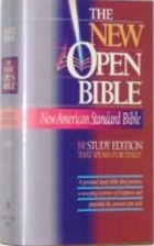 Holy Bible: The New Open Bible, Study…