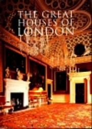The Great Houses of London por David Pearce